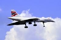 ニュース画像:コンコルド再び空へ!? イギリスの愛好家グループが計画