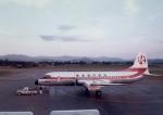 ニュース画像 2枚目:東亜国内航空に合併後のYS-11型、レッド塗装 (go gateさん撮影)