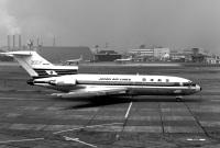 ニュース画像 4枚目:日本航空時代の「JA8315」(Y.Todaさん撮影)