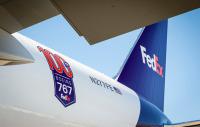 ニュース画像:フェデックス、9年で767貨物機100機受領