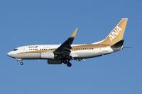 ニュース画像:ANAの元ゴールドジェット「JA02AN」離日、777「JA778A」も