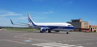 ニュース画像:ヴォルガ・ドニエプルGのアトラン航空、737-800BCFを追加