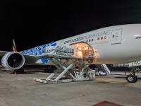 ニュース画像:エミレーツ、NGO救援物資輸送を無償提供 ドバイからインド9都市へ
