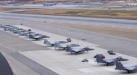 ニュース画像:ノーザン・エッジ終了、F-35A・F-15の相互運用性を向上