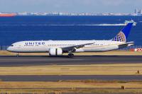 ニュース画像:ユナイテッド航空、運用時間外に都心上空新ルート使用 緊急事態を宣言