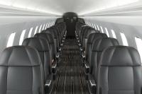 ニュース画像:エンブラエル、E145でセミ・プライベートジェット化仕様を提案