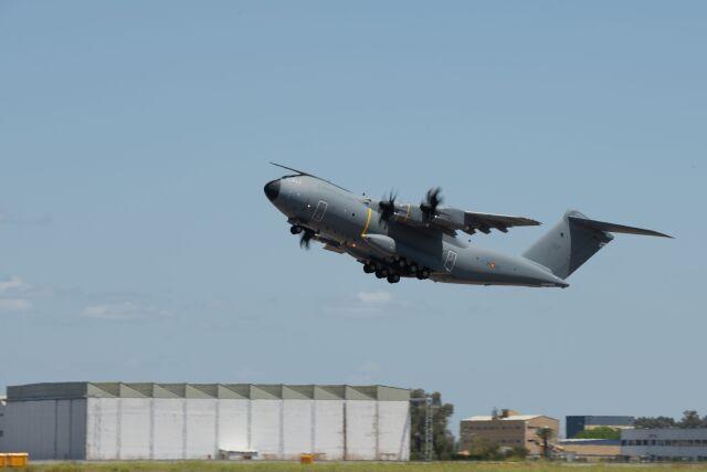 ニュース画像 1枚目:スペイン空軍 A400M