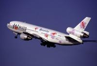 ニュース画像 6枚目:DC-10のリゾッチャ号(なごやんさん撮影)