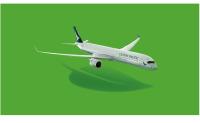 ニュース画像:キャセイパシフィック航空、2050年に温室効果ガス排出量 実質ゼロ