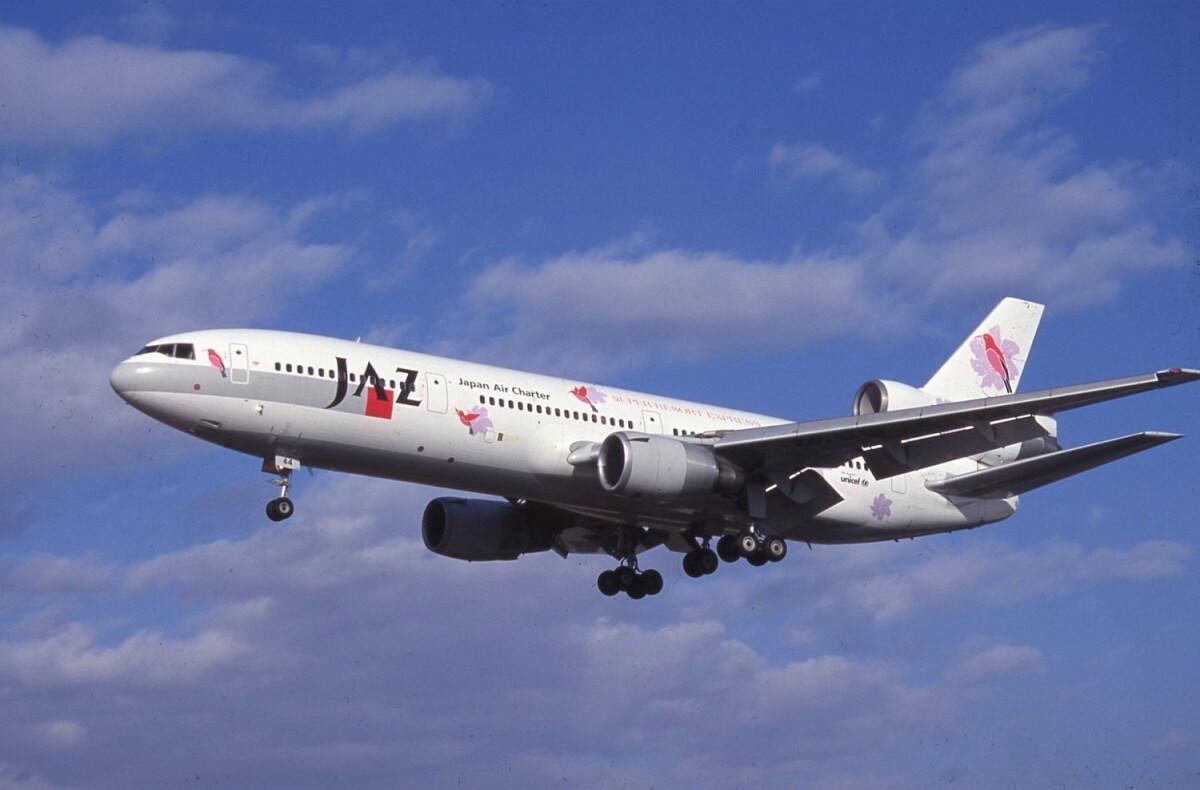 ニュース画像 7枚目:DC-10のリゾッチャ号(kumagorouさん撮影)