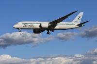 ニュース画像:ZIPAIR、機内の抗ウイルス・抗菌コーティングを完了