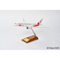 ニュース画像:JAL・ANAモデルプレーン「オリンピック聖火特別輸送機」限定発売