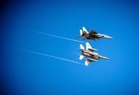 ニュース画像:空自、F-15戦闘機などレッドフラッグ・アラスカに派遣