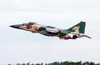 ニュース画像:F-1戦闘機、初飛行から46年 各地で静かに見守る展示機たち