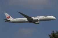 ニュース画像:JAL国際線、9月まで運航率25% 7月から成田/シアトル線増便