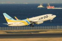 ニュース画像:AIRDO、6月の羽田/新千歳線でさらに減便
