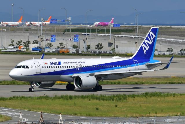 ニュース画像 1枚目:関西国際空港 イメージ (kix-booby2さん撮影)