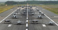 ニュース画像:小松基地へのF-35A配備、防衛省が地元自治体に説明