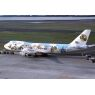 ニュース画像 1枚目:「JALドリームエクスプレス 初代」特別塗装機 JA8142 (ITM58さん撮影)