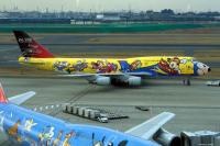 ニュース画像 4枚目:「JALドリームエクスプレス21 Dream Story号 」 JA8084(apphgさん撮影)