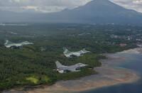 ニュース画像:三沢基地のF-16、6月中旬にインドネシア空軍と共同演習