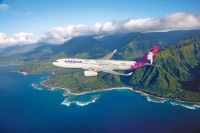 ニュース画像:ハワイアン、9月まで成田・関空/ホノルル線のみ運航 8月に1往復追加