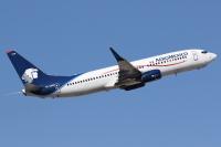 ニュース画像:アエロメヒコ航空、初の737-9-MAXを受領 路線投入へ