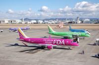 ニュース画像:FDA、初夏も各地で遊覧フライト・日帰りツアー 出雲・高知では初