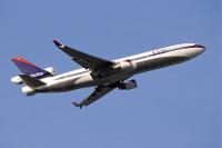 ニュース画像 3枚目:デルタ航空、旧塗装のMD-11(senyoさん撮影)