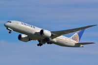 ニュース画像 4枚目:ユナイテッド航空、成田/デンバー線に初便に使用された787-8「N20904」(one21loveさん撮影)