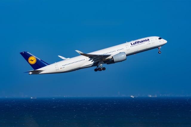 ニュース画像 1枚目:ルフトハンザドイツ航空 イメージ(Yuya…さん撮影)