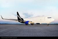 ニュース画像:エアアジア、航空貨物を強化 737-800F導入 A320貨物改修機も