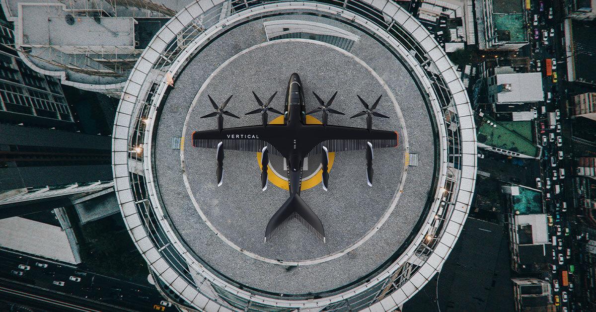 ニュース画像 1枚目:離着陸時のイメージ