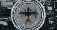 ニュース画像 2枚目:離着陸時のイメージ