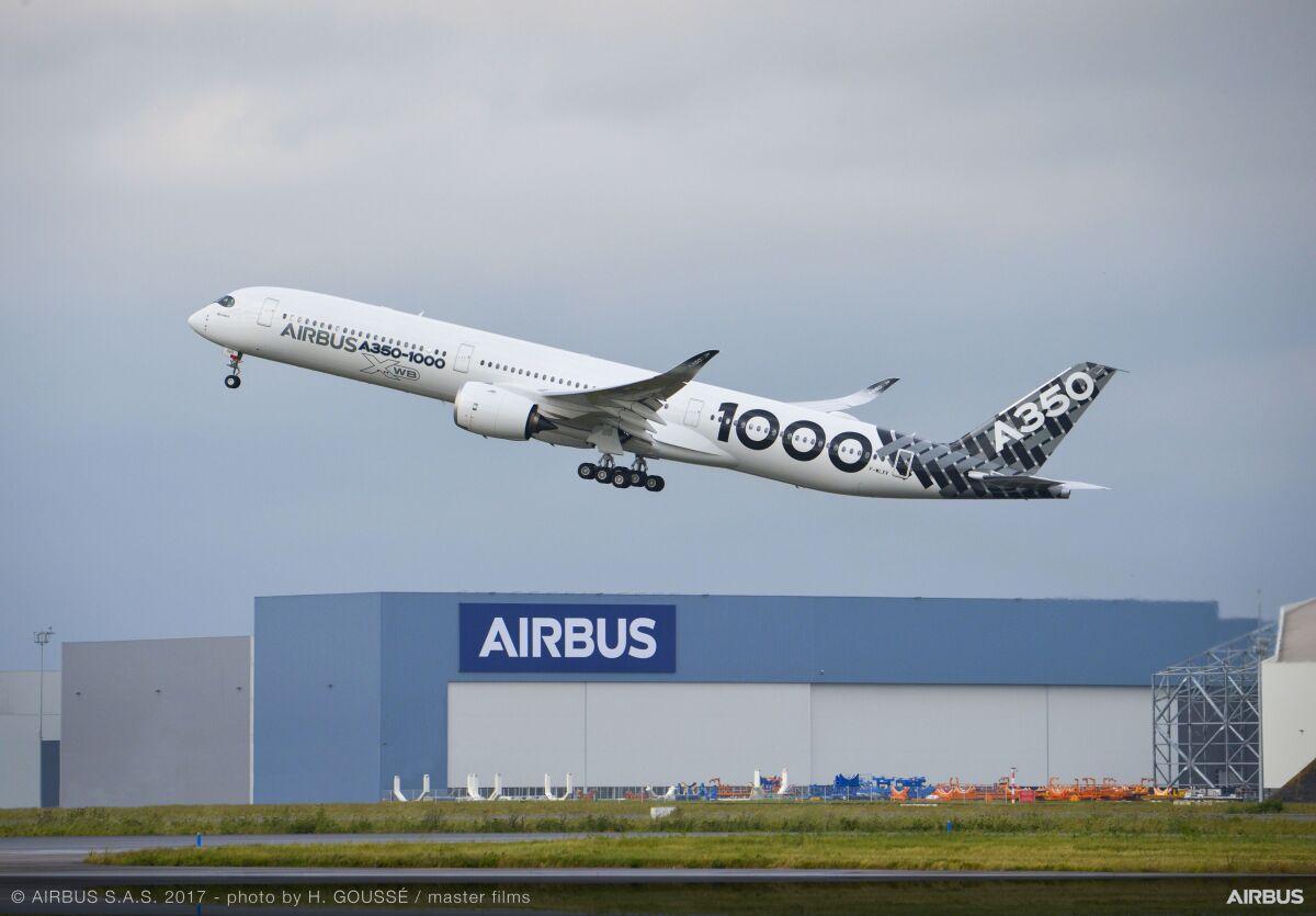 ニュース画像 4枚目:A350-1000、日本航空への導入は2023年予定