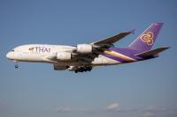 ニュース画像:タイ国際航空、名古屋/バンコク線を再開 羽田・関西線で増便も