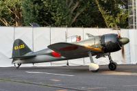 ニュース画像 3枚目:所沢航空発祥記念館で展示されたA6M5「N46770」 (りんたろうさん撮影)