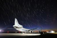 ニュース画像 3枚目:尾翼エンジンに「STARGAZER」と記されている