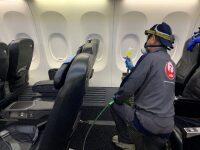 ニュース画像:JTA・RAC、機内と空港で抗菌コーティング 感染拡大予防で
