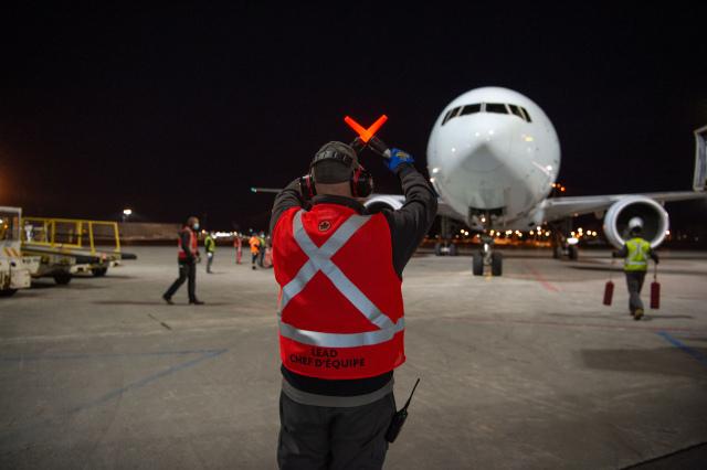 ニュース画像 1枚目:エア・カナダ・カーゴ イメージ