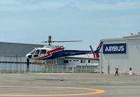 ニュース画像:四国航空、日本初のH125アップグレード機導入