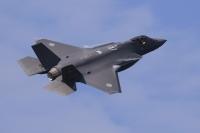 ニュース画像:空自F-35A、築城基地に初飛来 6月25日まで訓練