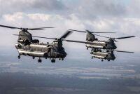 ニュース画像:ボーイング、イギリス空軍向けチヌーク14機を契約