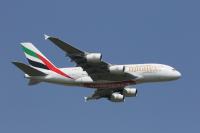ニュース画像:エミレーツ航空、A380の通算120機目受領 残り3機に