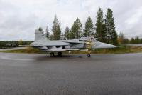 ニュース画像 1枚目:スウェーデン空軍のグリペン