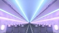 ニュース画像:スターフライヤー、A320neoに新客室仕様Airspace採用 モニター廃止