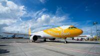ニュース画像:スクート、A321neoの運航開始 6時間以内の路線に投入