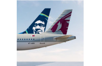 ニュース画像:アラスカ航空とカタール航空、コードシェア提携 まず米国内線から