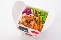 ニュース画像:JAL、タニタと初コラボ 免疫力を高める「カラダが喜ぶ」機内食を提供
