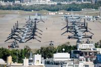 ニュース画像:普天間のオスプレイやヴァイパーなど、三沢基地に訓練移転 11日間